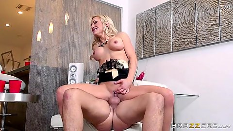 jumping on dick in reverse cowgirl milf hidden during party fuck Zoey Portland