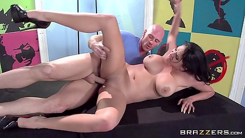 Missy Martinez is a latina with a sex deprived dick appetite