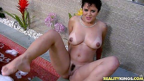 Solo latina porn
