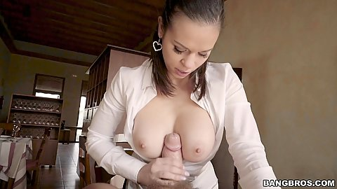 Sweet mature cum video movie