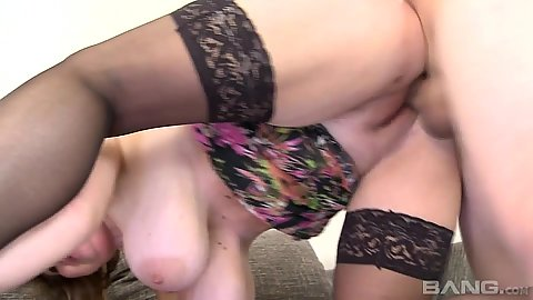 Mature and desperate mom Laura bent over in old woman young buy sex scene