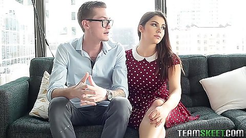 Valentina Nappi having sexual talks for special occasion