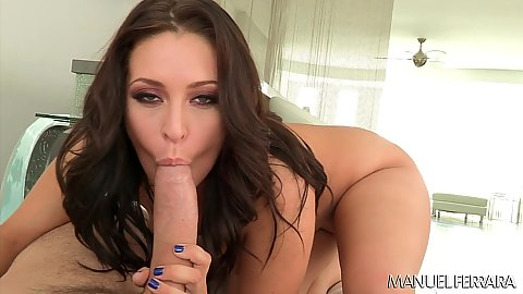 Sucking some dick with desperate sluts Gracie Glam and Phoenix Marie