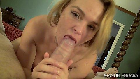 Krissy Lynn Pov Creampie