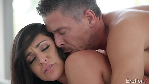 Erotic seduction rear fuck from Gracie Glam