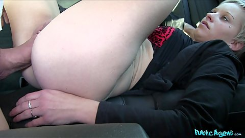 Back Seat Slut Panties