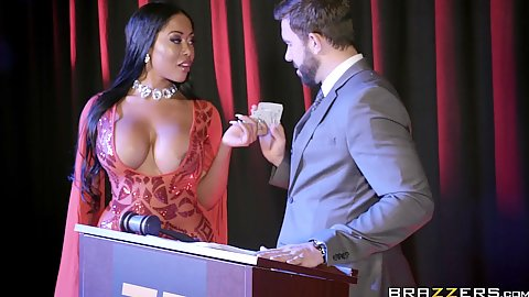 Lascivious girl wants some dick Moriah Mills and Moriah Mills