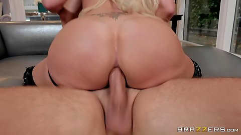 Ass fucking anal with bubble ass blonde and dilling the sergeant Nina Elle