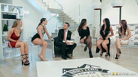 Anal Group Porn Abella Danger
