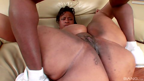 Hube black butt bbw The Butt getting cock fitted in her hole