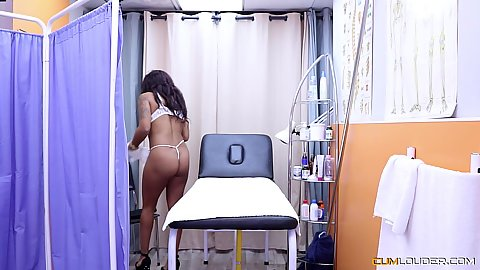 Removing Panties For Physical Exam Pics