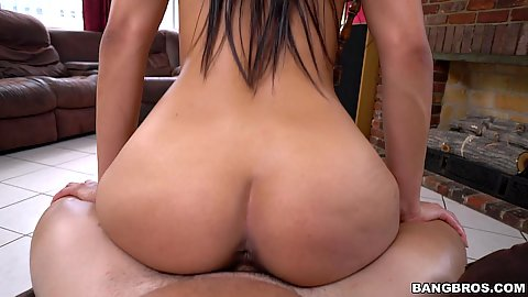 Ass on cock grinding with latina slut working extra pay off Vienna Black