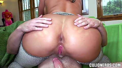 Super huge delicious booty with busty blonde experienced milf Phoenix Marie is a true pornstar when dicks are involved