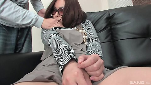Touching and groping Goradoru removing her clothes and she liks to play the role of a resisting female