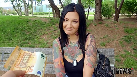 Sex for money porn videos