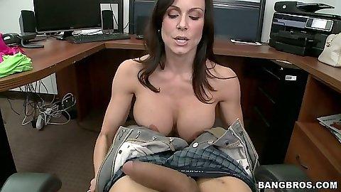 Jessa Rhodes Pov Handjob