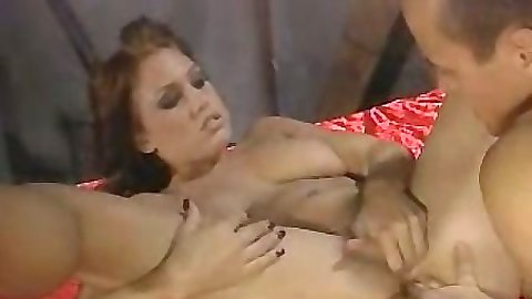 Fingering Melanie Jagger ass while she does her own pussy