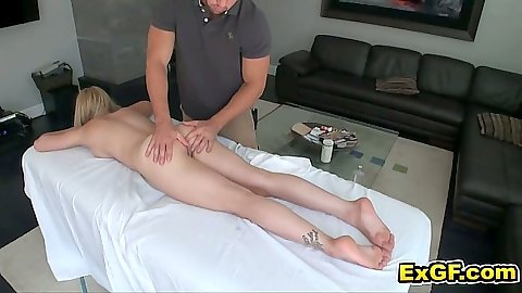 Ass and tits massage for gf Stella B