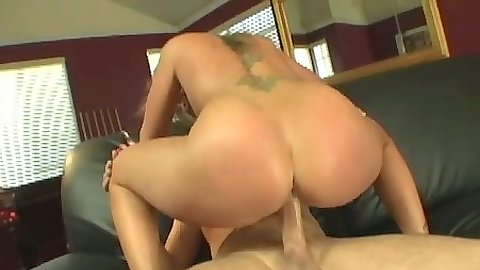 Tattoo nice ass fuck with Flower Tucci