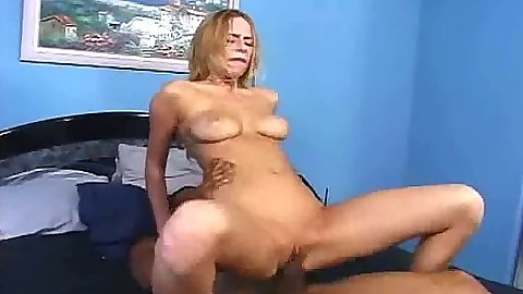 Reverse cowgirl moaning girl Lain on big cock riding