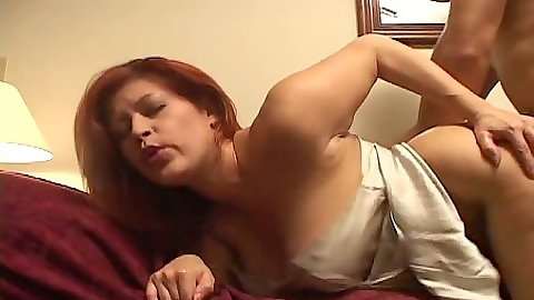 Hot mexican latina redhead milf Misty  Mendez hardcore fuck