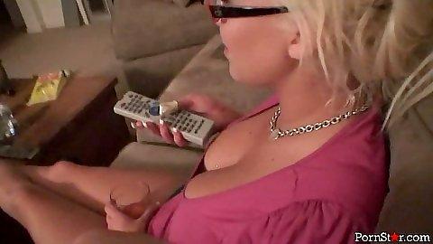 Ava boob got mommy ramon