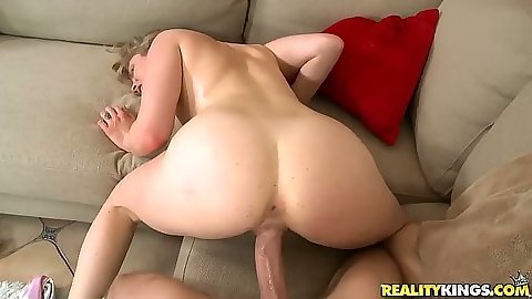 Delicious Karla gets nailed for her first time sex audition