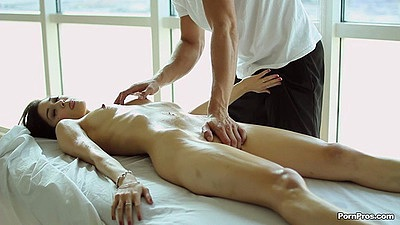 Lubed up and ready for horny massage from Elana Dobrev views:750