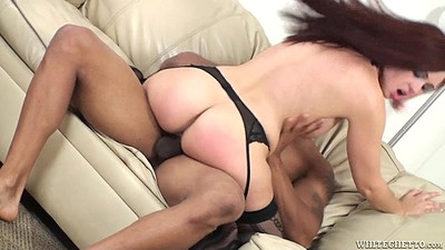 Sex craved redhead jumping on penis Eden Alexander views:940