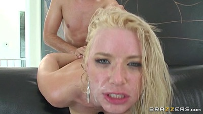 Rough sex doggy style whore Anikka Albrite views:1277