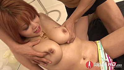 Squirting and leaking some pussy juices with horny asian Sara views:979