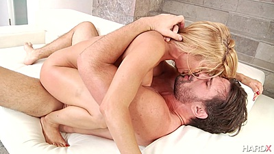 Dick grinding and tits in the face stacked milf Alexis Fawx views:466