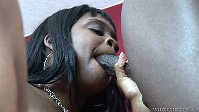 Ebony girl Brown Sugar A cock sucking and sex views:97