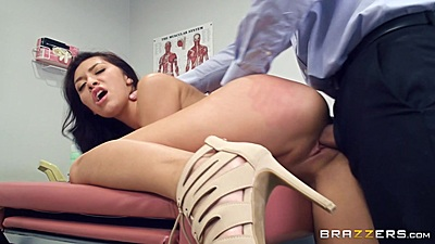 Kara Faux in best medical practice fuck on hospital bed views:325