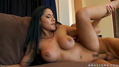Jenaveve spreads shaved pussy and drips liquids
