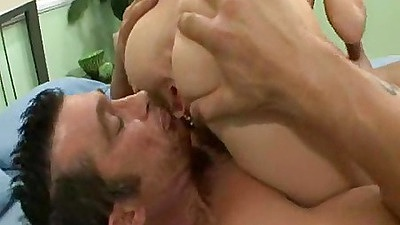 Sexy babe licked out while she sucks in 69 position views:1309