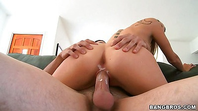 Deepthroat sucking and cowgirl from Mandy