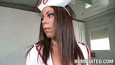Eva Ellington good nurse bad nurse