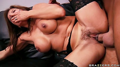 Vanilla and Veronica fucked hardcore office sex