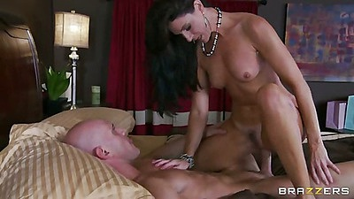 Hot ass milf client India Summer screwing her laywer