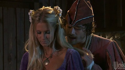 jessica drake and her fairy tale blowjob views:27111