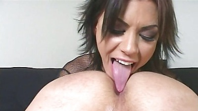 Ass licking slut eats man that mans asshole and ass fingered