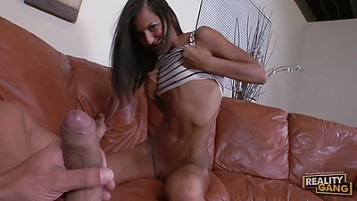 Pov big dick blowjob with Cassidy Morgan and doggy styl sex views:3393