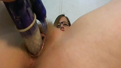 Close up masturbation with fucking hairy pussy from Improper