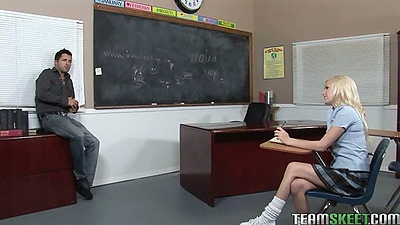 College school girl fuck from Elaina Raye
