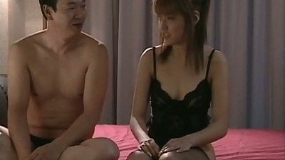 Asian in lingerie bondaged and tied up for sexual acts views:3344