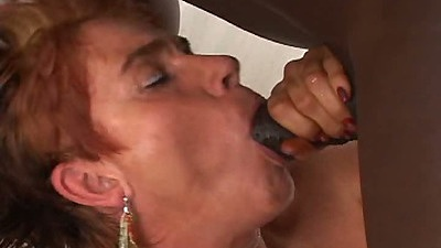 Interracial gilf fuck with Cica entered and sucking views:324