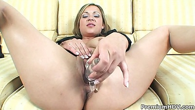 Dildo latina masturbation and pov blowjob Sara May