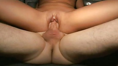 Reverse cowgirl small boobies asian female Nautica Thorn fuck