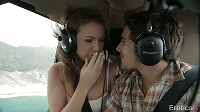 Going for a helicopter ride with girl Tyler Nixon views:474
